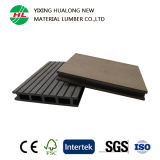 Outdoor (HLM126)のための空のWood Plastic Composite Decking
