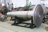China-Hersteller-maschinell bearbeitenschmiedeeisen-Wind-Turbine-Hauptleitungs-Welle