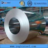 O zinco de Dx51d SGCC revestiu a bobina de aço galvanizada mergulhada quente