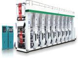 Máquina de impressão de rotogravura de papel de bobina de velocidade normal de 1m
