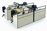4 Leute-Sitzbüropersonal-Partition (SZ-WSA016)