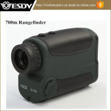 10X25 손 Held Range Finder (Distance 700 미터) Golf Laser Rangefinder