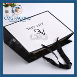 Bolsa de papel decorativa de las compras con la maneta (DM-GPBB-098)
