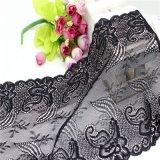 Cintas florales del cordón del ganchillo para la ropa interior y la ropa interior