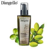 Petróleo herbario natural para el tratamiento del pelo, OEM del Argan de D'angello