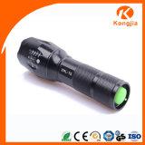 Cereza ultra brillante XML-T6 LED 18650 recargable de aluminio zoom táctico linterna G700