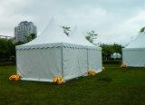 Напольный PVC 5X5m украсил шатер Pagoda партии для случаев венчания