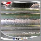 Ciascuno conclude i tubi d'acciaio galvanizzati tuffati caldi ricoperti zinco Grooved BS1387