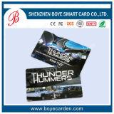 低周波プラスチックチップカード
