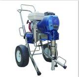 Máquina de alto rendimiento del rociador de la pintura del motor de gas