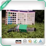 Rivestimento a resina epossidica ibrido della polvere della vernice del poliestere di Ral 9005 caldi del nero del raso di vendita