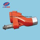 Pompa per calcestruzzo concreta C3 della betoniera della macchina