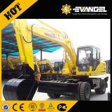 Machine wy135-8 van China het Graafwerktuig van 12 Ton in Doubai