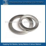 Rondelle de sûreté de l'acier inoxydable DIN9250