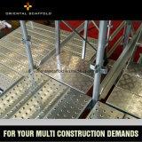 Norme de système de Kwikstage d'échafaudage de construction