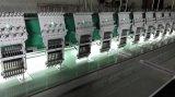 Máquina lisa do bordado com qualidade satisfatória para a tela/pano/couro