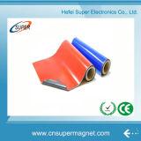 PVC Colorido Flexible Adhesivo (2000 * 600 * 0.5mm) Imán de Goma del Rodillo