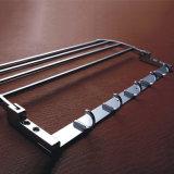 Cremagliera di tovagliolo sanitaria verso l'alto di giro degli articoli della stanza da bagno dell'acciaio inossidabile (M05)