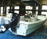 卸売販売のための開いたボート22フィートのガラス繊維の屋外スポーツの