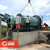 Moinho de esfera de moedura do clinquer do moinho de esfera do cimento para a fatura do pó