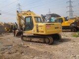 L'excavatrice utilisée du tracteur à chenilles 330, tracteur à chenilles a utilisé l'excavatrice à vendre, original Japon de forme d'excavatrice de tracteur à chenilles