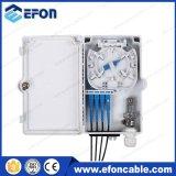 Preiswerter FTTH Mini-PLC-Teiler-Faser-Optikanschlußkasten (FDB-04B)