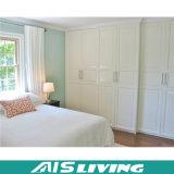 Disegno di legno su ordinazione dell'armadio del guardaroba della camera da letto (AIS-W205)