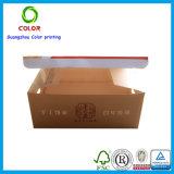Коробка быстро-приготовленное питания печатание оптовых продаж дешевая изготовленный на заказ