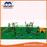 아이들 Attractive Climbing와 Exercise Outdoor Playground Equipment