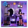9d Theater Cinema Park Virtual Reality Shooting Target Game Simulator