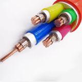 câble minéral ignifuge souterrain du synthétique 25mm2 flexible