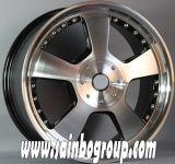 Auto-Rad-Aluminium fasst /Wheel-Lieferanten-Legierungs-Auto-Räder ein