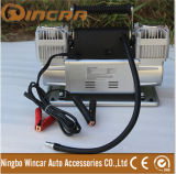 300L/Min de Draagbare Compressor van de Lucht van de Auto 12V/24V (W2026A)