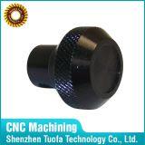 CNC пластмассы Delrin подвергая микро- части механической обработке CNC поворачивая для частей машины