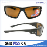 Gafas de sol corrientes de ciclo de la protección ULTRAVIOLETA del diseño de la manera del precio al por mayor