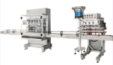 """Automatic Shampoo Filling Machine Avf Series, Filler Machine, Bottling Liquid, Oil Sauce, Cream Filling Machine""(English)"