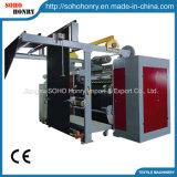 Máquina del calendario de la materia textil de Rolls de la alta calidad 3 para las telas