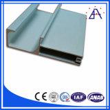 Profil en aluminium d'extrusion anodisé par prix bas