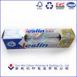 習慣のユニバーサル高品質の印刷によって折られる歯磨き粉の紙箱