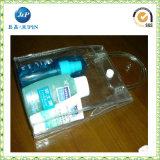Bolso de compras impermeable impreso aduana del PVC del plástico (JP-ARplastic036)