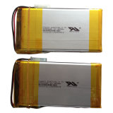 Wireless Speaker (950mAh)를 위한 3.7V Rechargeable Lithium Polymer Battery