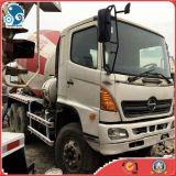 Gebruikte Hino 500 (FM2PKU) de Concrete Vrachtwagen van de Mixer van het Cement met Niet geroeste Trommel