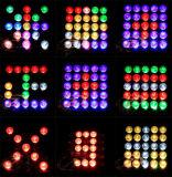 4in1 LED 단계 점화 (HL-002BM)의 이동하는 맨 위 매트릭스 빛