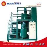 Olio residuo che ricicla strumentazione tramite la distillazione sotto vuoto - serie di Wmr-F