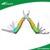 Multi инструмент плоскогубцев пользы с ручкой цвета Titanium