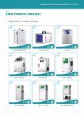 máquina portable del ozono 7g con el generador del ozono del temporizador de Digitaces