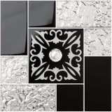 Elegante cristal agrietado azulejos de mosaico en Foshan (AJ2A1608)