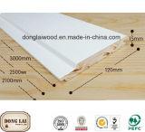 Painel de parede aprontado de madeira decorativo Home