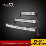 CREE 120W curvo fuori dalla barra chiara della strada LED