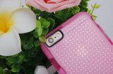 Caso protector de la parte posterior del móvil del capítulo de la pesa de gimnasia del grano del diseño barato de Oster para iPhone8/Note8